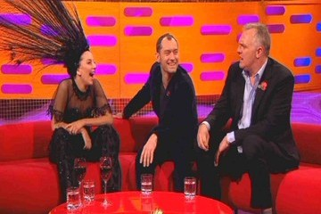 Greg Davies Lady Gaga on 'The Graham Norton Show'