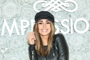Olga Safari  is seen attending the Gretchen Christine x Impressions Vanity PopUpParty at Impressions Vanity in West Hollywood in Los Angeles, California.