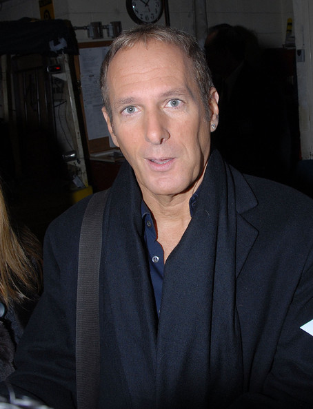 Michael Bolton in Guests on Regis and Kelly - Zimbio