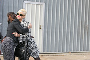 Gwen Stefani and Erin Lokitz Photos Photo