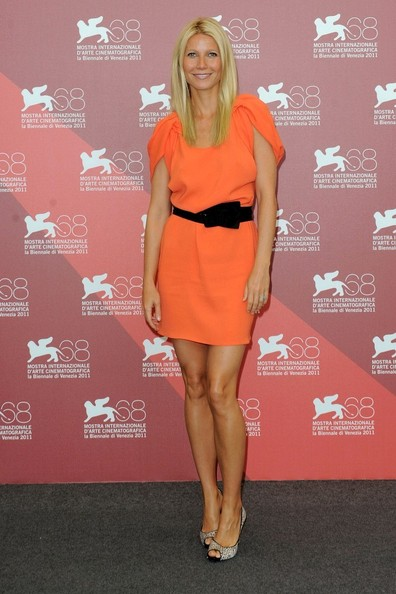 "Gwyneth Paltrow ""Contagion"" photocall during the 68th Venice International Film Festival."