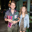 Haley Lu Richardson Brett Dier Is Seen At ArcLight Theatre