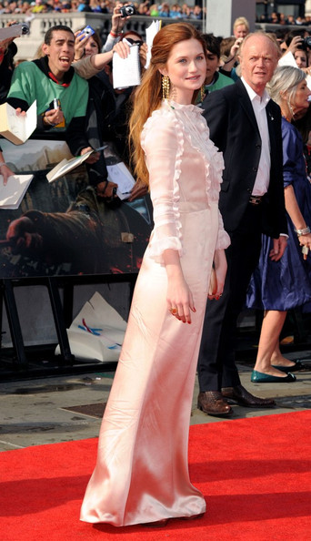 """Harry Potter and the Deathly Hallows: Part 2"" premiere held at the Odeon Leicester Square."