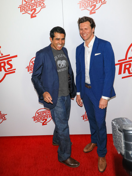 Premiere of Fox Searchlight Pictures' 'Super Troopers 2'
