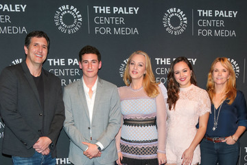 Hayley Orrantia Paley Center for Media Presents: 'The Goldbergs' 100th Episode Celebration
