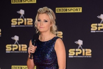 Helen Skelton BBC Sports Personality Of The Year Awards