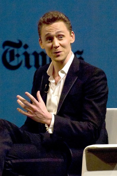 Celebs at the Times Talks in Madrid