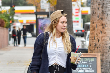 Hilary Duff Hilary Duff Spotted in Los Angeles