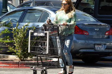 Hilary Duff Hilary Duff Is Seen Out In L.A.