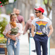 Hilary Duff Hilary Duff And Matthew Koma Are Seen Out In Los Angeles