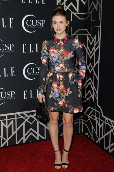 Holland Roden - ELLE's 5th Annual Women in Music