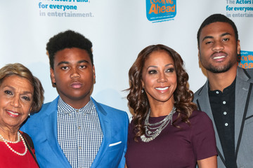 Holly Robinson Peete Dolores Robinson The Actors Fund's 2017 Looking Ahead Awards Honoring the Youth Cast of NBC's 'This Is Us'