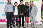Jennifer Aniston and Charlie Day Photos Photo