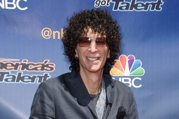 Howard Stern 'America's Got Talent' Season 10 Red Carpet
