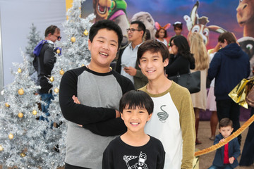 Hudson Yang Premiere of Columbia Pictures' 'The Star'
