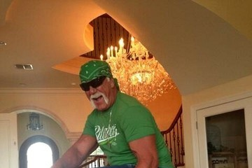 Hulk Hogan Celebrity Social Media Pictures