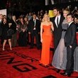 Elizabeth Banks and Josh Hutcherson Photos
