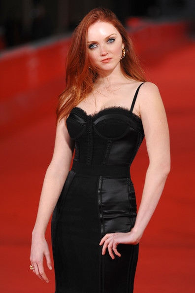 lily cole parnassus. Lily Cole Premiere of quot;The
