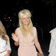 Charlotte Hinchcliffe The Inbetweeners Movie, after party
