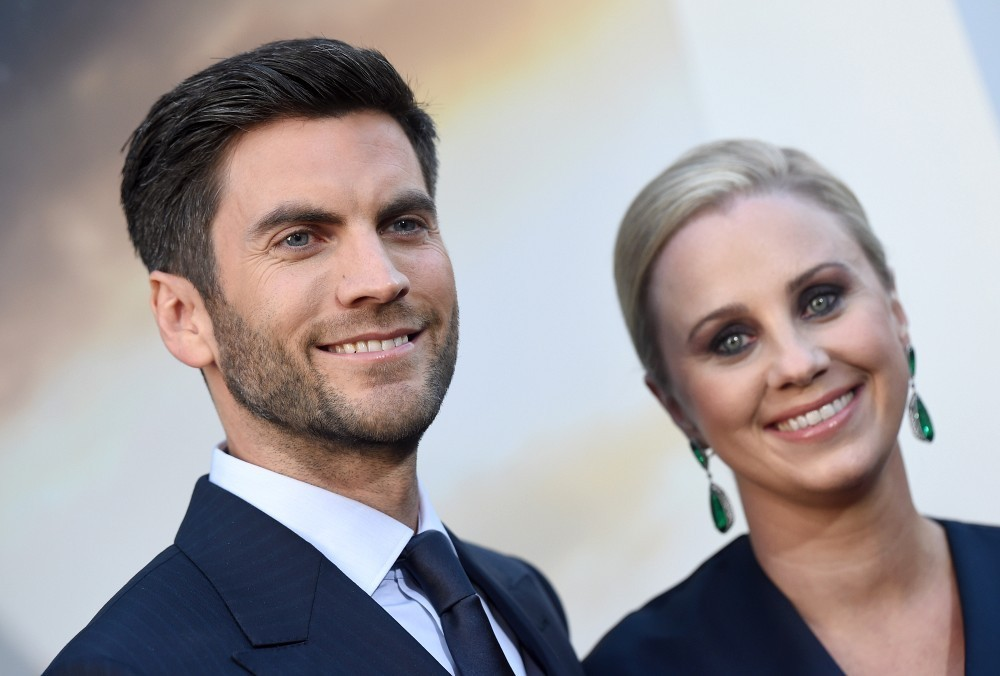 Wes Bentley and Jacqui... Christian Bale Movies
