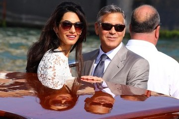 Introducing the New Mr. & Mrs. Clooney