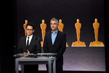 J.J. Abrams 87th Academy Awards Nominations