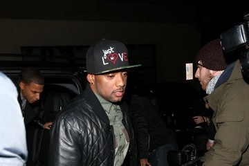 JB JLS at the Rose Nightclub