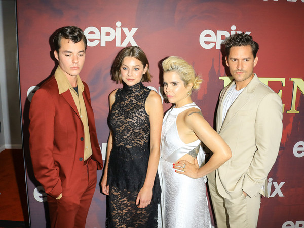 Los Angeles Premiere Of Epix's 'Pennyworth' []