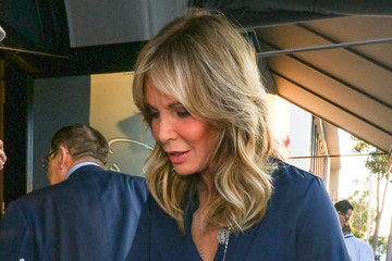 Jaclyn Smith Jaclyn Smith Is Seen Outside Craig's Restaurant In West Hollywood