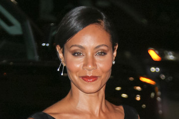 Jada Pinkett Smith Celebrities Arrives at the Wallis Annenberg Center for the Performing Arts in Beverly Hills