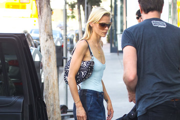 Jaime King Jaime King Runs Errands In L.A.