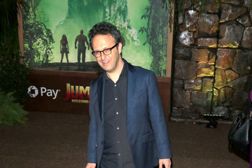 Jake Kasdan Premiere of Columbia Pictures' 'Jumanji: Welcome to the Jungle'
