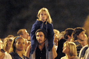 Jake Gyllenhaal Reese Witherspoon Jake, Reese, and Ava's Last Night in Paris