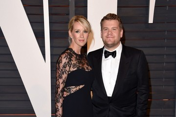 James Corden Stars at the Vanity Fair Oscar Party