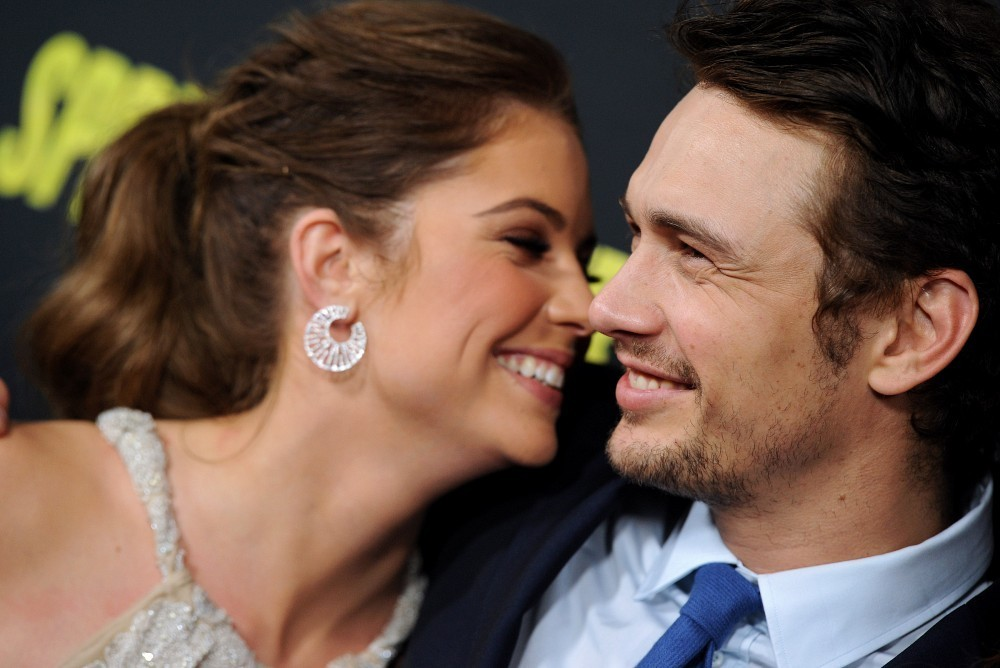 james franco dating history zimbio The actor had first fuelled speculation he was dating the la-based tv yet, james franco, 39, has revealed that he's been happily dating his.