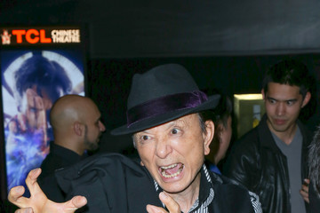 James Hong James Hong Is Seen Outside the TCL Chinese 6 Theatre
