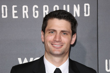 James Lafferty WGN America's 'Underground' World Premiere