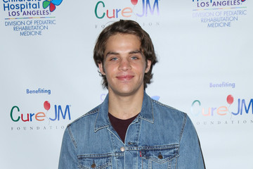 James Lastovic Celebrities Attend Annual Children's Hospital Los Angeles Holiday Party and Toy Drive