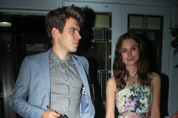 James Righton Keira Knightley and James Righton's Dinner Date