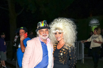 Jane Seymour David Green George Clooney Is Seen At The Casamigos Halloween Party In Beverly Hills
