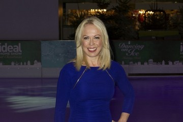 Jane Torvill Ideal Home Christmas Show