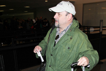 Jason Alexander Jason Alexander Is Seen at LAX