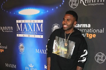 Jason Derulo Maxim Magazine's Annual Halloween Party