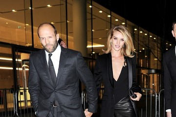Jason Statham Stars at the ELLE Style Awards