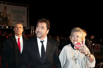 Javier Bardem Arrivals at the Goya Awards