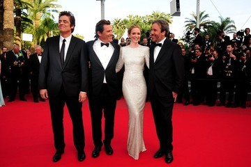 Javier Bardem 'Sicario' Red Carpet - The 68th Annual Cannes Film Festival