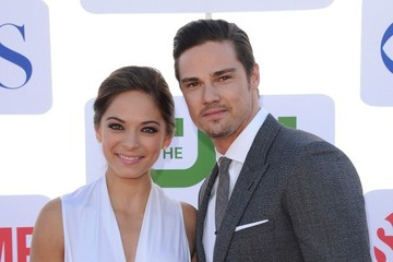 Jay Ryan CBS, The CW & Showtime 2012 TCA Party