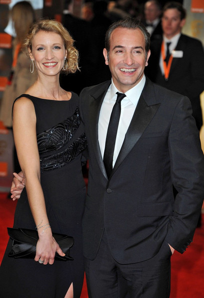 Jean dujardin pictures the 2012 bafta awards zimbio for Jean dujardin bafta
