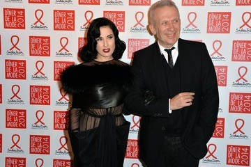 Jean Paul Gaultier The 2014 Sidaction Gala