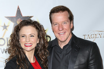 Jeff Dunham Celebrities Attends the Hollywood Walk of Fame Honors at Taglyan Complex
